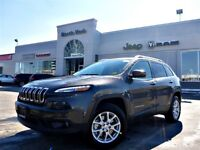 2015 Jeep Cherokee North  4X4 BACKUP CAM 8.4 SCREEN NAV READY BL