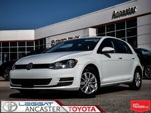 2015 Volkswagen Golf 1.8 TSI Trendline only 61032 kms!!