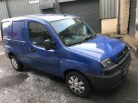 Fiat doblo cargo jtd 1.9 diesel 04-plate! Mot july 2018! Very good runner! Drives well! Px at £500!!