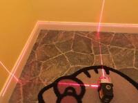 Dewalt DW089 laser