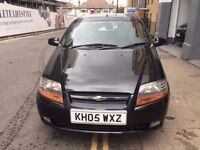 CHEVROLET KALOS 1.4 5 DOOR HATCHBACK 12 MONTHS MOT EXCELLENT CAR