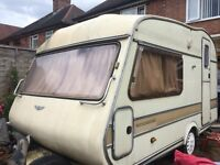 Windrush 2 berth Caravan