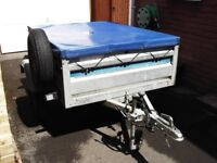 Lider trailer in excellent condition