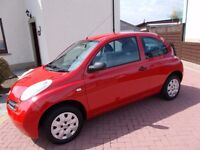 * * *NEW AD * * * Cheap Nissan Micra 1.2 S. YEARS MOT / LOW MILEAGE / BARGAIN !