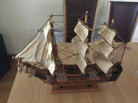 Model of HMS Victory