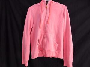 TNA (ARITZIA) zip front sweatshirt hoodie exercise jacket  *IMPERFECTIONS* extra large vgc