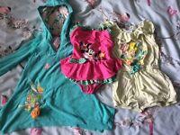 Girls age 2 Disney summer bundle