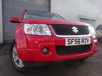 💥07 SUZUKI GRAND VITARA VVT 1.6 4X4,MOT DEC 017,2 KEYS,PART HISTORY,GREAT 4X4,VERY RELIABLE