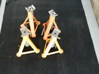 Car Axle Stands