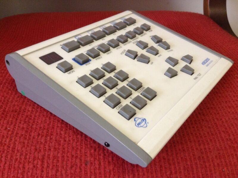PELCO - Model #KBD200 - Camera Keyboard Controller