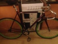 Fixi Charge racing bike