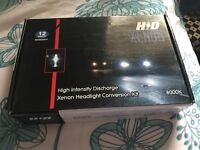 Ultra hid H7 convertion kit