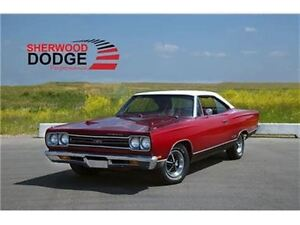 1969 Plymouth GTX Numbers Matching   440