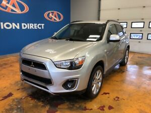 2015 Mitsubishi RVR GT 4WD NEW TIRES! BACK-UP CAM!