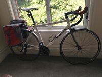 BTWIN Triban bike