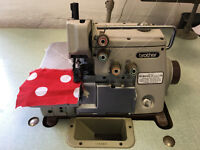 Brother Industrial Overlocker Sewing Machine