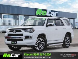 2018 Toyota 4Runner REDUCED | LIMITED | HEATED/COOLED LEATHER...