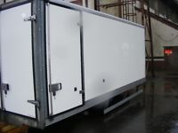 Truck Polycarbonate body