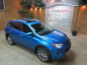 2016 Toyota RAV4 ** LIMITED ** ONLY 9, 000 KMs!!!!  **
