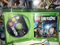 XBox one LEGO Dimensions + Sonic Level Pack