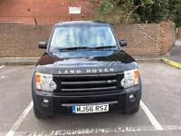 LAND ROVER DISCOVERY 3 DIESEL 7 SEATER 2007