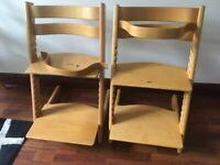 Stokk Tripp Trapp Chair