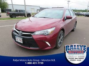 2015 Toyota Camry XSE! Heated! Leather! Sunroof! Nav!