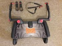 Lascal Maxi Buggy Board! Universal Fit, Will Work On Most Pushchairs! Includes All Parts!