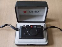 Leica M6 TTL 0.85 Camera in Black