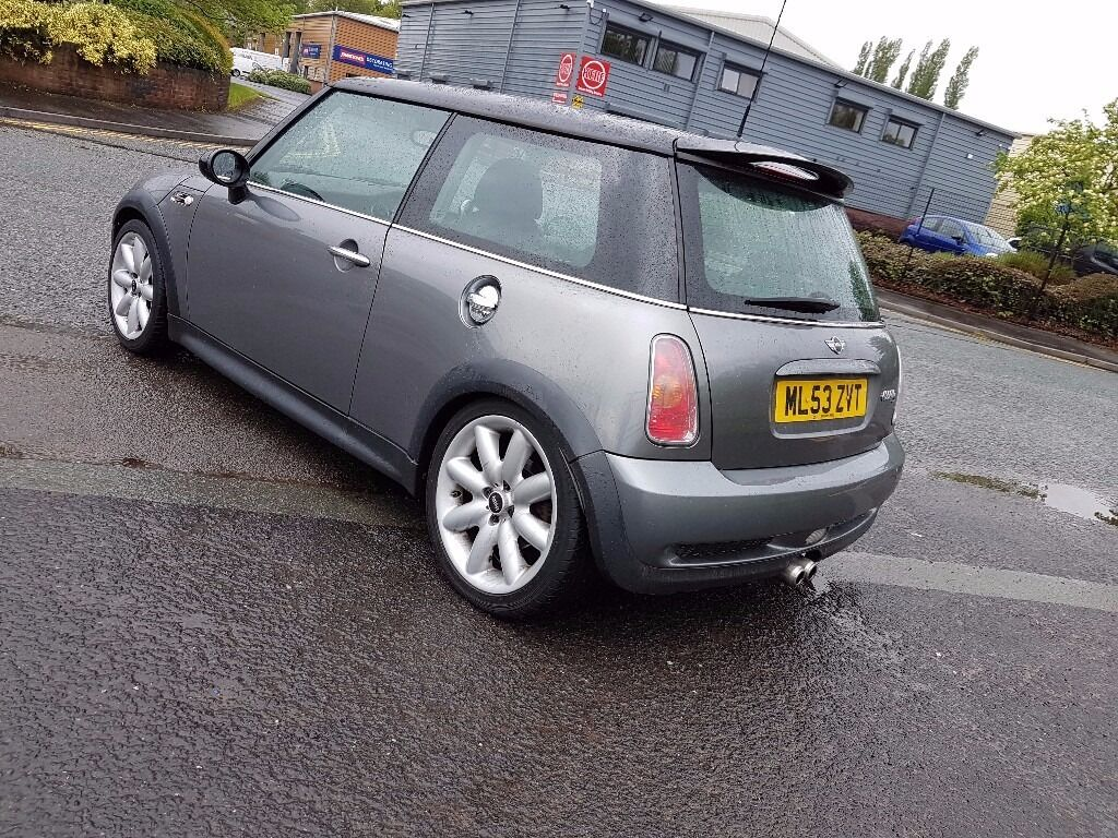 2003 mini cooper s 175 bhp modified alta tuned 2 owners. Black Bedroom Furniture Sets. Home Design Ideas