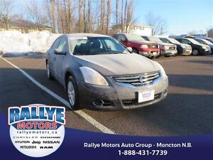 2012 Nissan Altima S! ONLY 74K! Trade In! Save!