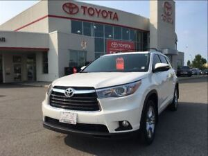 2015 Toyota Highlander Limited|AWD|NEW TIRES|PANO ROOF