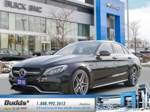 2016 Mercedes-Benz AMG C S SAFETY AND RECONDITIONED
