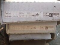 Tarkett Vylon Plus Vinyl Tiles colour Dolphin Grey 590