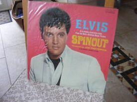 Elvis LP. Spinout