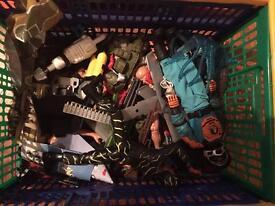 Random box of toys