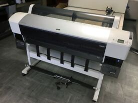 Epson Stylus Pro 9800 Large Format Inkjet Printer