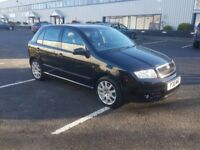 *REDUCED* SKODA FABIA VRS 1.9, FSH, LOW MILEAGE, LONG MOT, FULL LEATHER INTERIOR!
