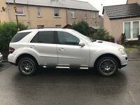 Mercedes Ml320 * BIG SPEC *LOW MILES*FULL HISTORY*