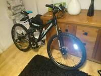 Boss Stealth Mountain Bike (RRP £200)