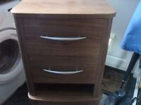 2bed side tables for sale