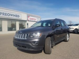 2017 Jeep Compass Sport | Bluetooth Connect | Low Kilometers