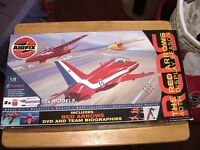 Airfix 1/72 Red Arrows Display set