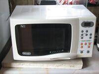 De Longhi Perfecto Microwave