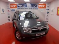 Dacia Duster LAUREATE DCI(SAT NAV) FREE MOT'S AS LONG AS YOU OWN THE CAR!! (grey) 2014