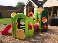 Little Tikes 8 in 1 playcentre