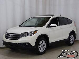 2013 Honda CR-V EX-L, Toit Ouvrant, Cuir, 1.99% DISPONIBLE!