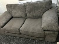 Sofa 2 seater in excellent condition very comfy