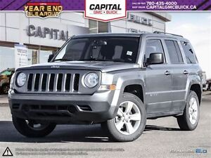 2011 Jeep Patriot AWD-Manual 6spd-