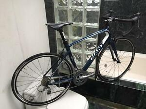 BRAND NEW (SIZE 54cm) GIANT DEFY CARBON ROAD BIKE - TIAGARA